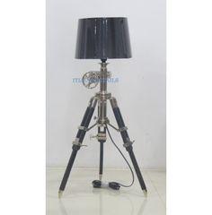 NAUTICALMART MARIN ROYAL FLOOR LAMP Tripod Lamp, Floor Lamps, Light Decorations, Lamp Light, Lighting, Stuff To Buy, Design, Home Decor, Decoration Home