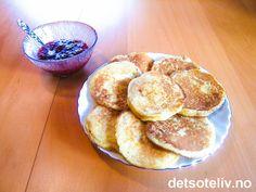 Rislapper Healthy Snacks, Pancakes, Muffin, Food And Drink, Cookies, Baking, Breakfast, Gluten, Desserts