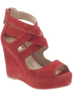 Jude High Wedge Sandals
