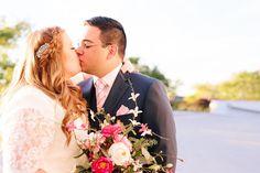 Amy Hirschi Photography // LDS Wedding // Bountiful Temple Wedding // First Look // Bridals // Utah Wedding Photographer // Wedding Photography // Candid wedding pictures // Love // Pink and Blue wedding // Lace wedding dress