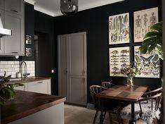Une décoration vintage dans un appartement du 19ème siècle - PLANETE DECO a homes world