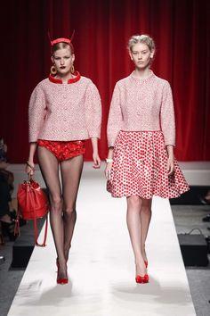 Moschino Printemps/Eté 2014, Womenswear - Défilés (#16352)