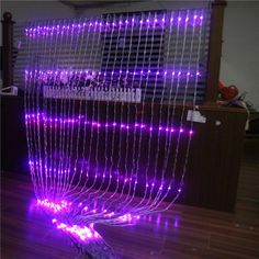 Best Multi 3m X 3m Christmas Wedding Party Background Holiday Running Water Waterfall Water Flow Curtain Led Light String 336 Bulbs Under $47.13   Dhgate.Com
