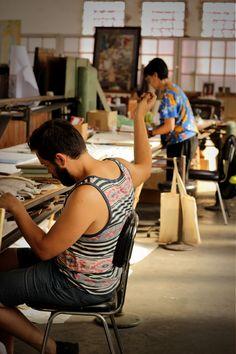 Em colaboração com a @olivacreativefactory e o Município de São João da Madeira a Viarco abriu, mais uma vez, as portas à comunidade artística. Aos residentes, agradecemos a semana cheia de criatividade! 😊
