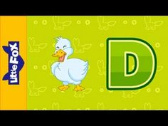 ▶ Letter D - Phonics Song by Little Fox - YouTube