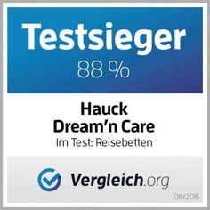 Dream'n Care Animals 4007923608104 - Reisebetten by hauck | hauck GmbH & Co KG - FUN FOR KIDS Sonnefeld
