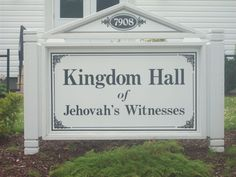 Jehovah's Witnesses now classified as Extremist Organization