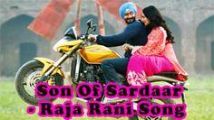Ajay Devgn's Raja Rani song promo from Son of Sardaar