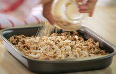 Receita também pode virar uma barrinha de cereais deliciosa