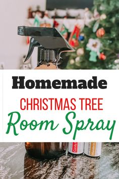 Love essential oils and smelling like Christmas. This DIY Christmas Essential Oil Room Spray will keep you yearning for Christmastime. Christmas Tree Scent, Homemade Christmas Tree, Christmas Scents, Christmas Makes, Christmas Gift Guide, 12 Days Of Christmas, Holiday Gifts, Christmas Holidays, Happy Holidays