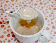 DIY skin brightener. Yogurt and honey facial mask. Mix 1 tablespoon plain yogurt, 1 teaspoon honey, a dash of ground cinnamon, and a dash of ground nutmeg together. Apply to face. It might tingle just a bit at first. That just tells you it's working. Leave on for 7 to 10 minutes and wash off with warm water.