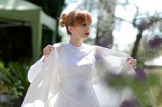 photo by Gianluca Serrago and wedding dress Vintachic.