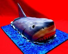 shark cake video | Shark Cake!!!
