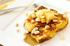 Hawaiian-French Toast by ourfamilyfoodadventures #French_Toast #Hawaiian #ourfamilfoodadventures