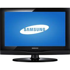 Samsung Lcd TV. My TV :-)