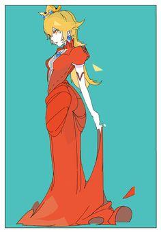 「桃姫」/「みちのく」のイラスト [pixiv]