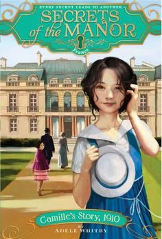 Exciting secrets are waiting to be revealed in a new story arc set in a manor in the heart of Paris in the seventh book of this fascinating historical fiction series.