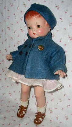 """~ Effanbee """"Patsy Joan"""" Doll ~ (1940's)"""