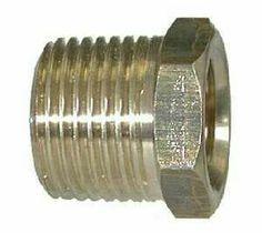Brass Fittings - Lead Free #BrassPipeFittings - Lead Free #BrassHexBushing AB1953 Brass Pipe Fittings, Iron Pipe, Lead Free, Copper, Bronze, Steel, Brass, Steel Grades, Iron