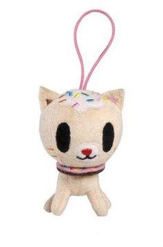 BISCOTTINO Plush from the Donutella and Her Sweet Friends Plush Series by Tokidoki #kawaii