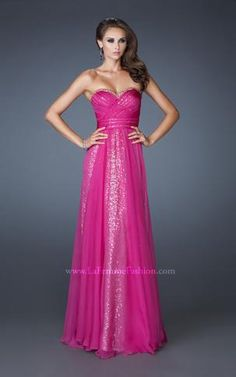 La Femme 18869 | La Femme Fashion 2014 - La Femme Prom Dresses - Dancing with the Stars