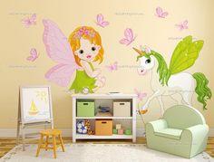 unicorn wall stickers uk - Google Search