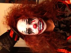 Halloween clown:)