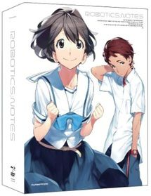 Robotics;Notes - Part 1 [Limited Edition] (BD+DVD)