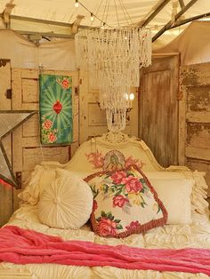 Junk Gypsy Tent Fall 2012 via Lillys Lace: Round Top Texas, Junk Capital of the World!