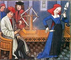 Medieval Spinner