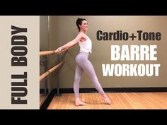 Pilates Abs, Pilates Training, Pilates Workout, Pilates Reformer, Ballet Barre Workout, Ballerina Workout, Barre Workout Video, Barre Exercises At Home, Cardio Barre