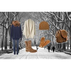 Cosy Winter Outfit - LOVE! :))