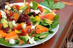 Summertime Picnic - Superfood Salad | Fork and Good.