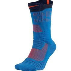 e0bf2323e Nike Adults' Kevin Durant Elite Versatility Crew Socks Kd Shoes, Sock Shoes,  Nike
