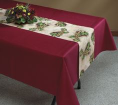 Linen Like Paper Table Runners - Napa Valley