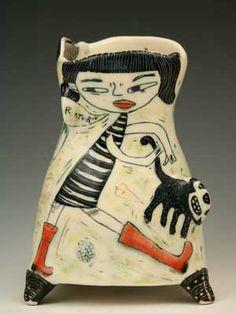 the art room plant: Ceramics. Kevin Snipes.
