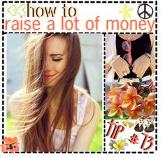 """""""How to raise a lot of money: Tip #73"""" by polyvoretips ❤ liked on Polyvore"""