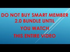 Do NOT Buy Smart Member 2.0 Until You Watch This | Smart Member Review