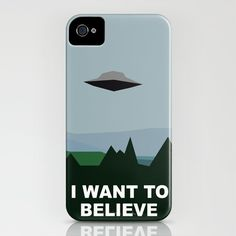 Mulder, I would get abducted with you.