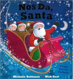 Nos Da, Santa - Welsh edition.