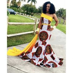 Ankara print homecoming dress,African prom dresses,african clothing for women,floor length African wedding dress,Ankara mermaid dress Long Ankara Dresses, African Prom Dresses, Ankara Dress Styles, Trendy Ankara Styles, African Wedding Dress, Latest African Fashion Dresses, African Dresses For Women, African Print Fashion, African Attire