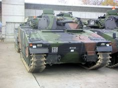 The Stridsfordon 90 is a family of Swedish tracked combat vehicles designed by FMV