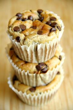 Banana Oat Greek Yogurt Muffins | 29 Genius Ways To Eat Greek Yogurt