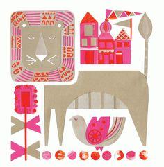 Andrea Smith - The Illustration Room