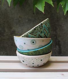 ceramic bowls by nomen omen studio