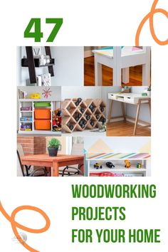 Easy DIY and woodworking project ideas for beginners. These step-by-step printable plans are easy to build! #anikasdiylife #woodworking Kreg Jig Projects, Easy Woodworking Projects, Woodworking Plans, Diy Projects, Diy Hammock, Hammock Stand, Toddler Table And Chairs, Table And Chair Sets, Bench With Shoe Storage