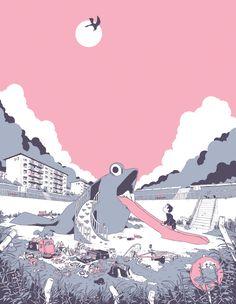 Thomas Rouzière - http://gommette.tumblr.com/