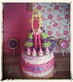 rock taart prinses sophia taart | eigen creatie | Pinterest rock taart