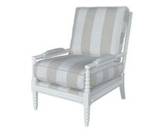 PHF-ARMC-41 French Provincial, The Hamptons, Armchair, House, Furniture, Home Decor, Style, Ideas, Sofa Chair