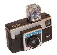 camera and cube flash